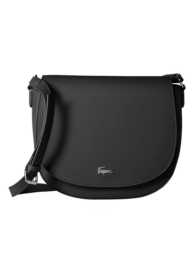 1bbab2bd77 Lacoste Daily Classic Large Round Crossbody