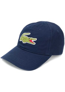Lacoste embroidered logo baseball cap