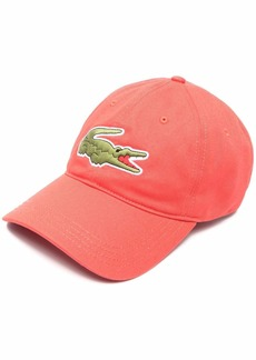 Lacoste embroidered-logo baseball cap