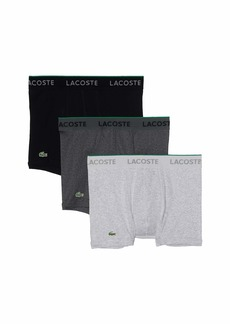 Lacoste Essentials 3-Pack Trunks