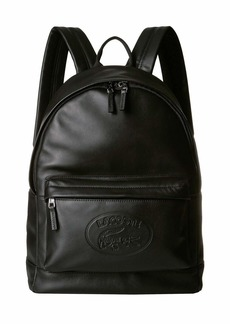 Lacoste L.12.12 Cuir Casual Backpack
