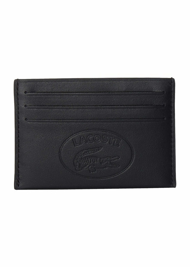 Lacoste L.12.12 Cuir Casual Credit Card Holder