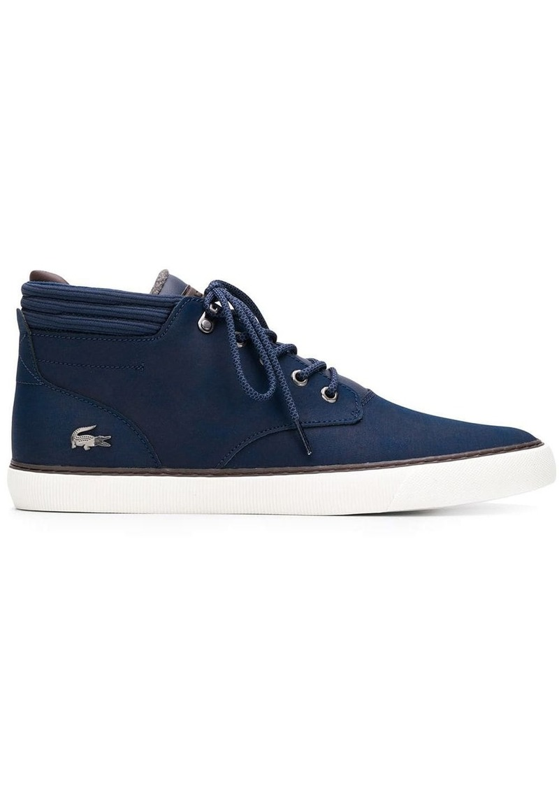 Lacoste lace-up boots