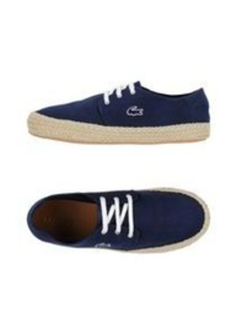 cb6bfd0ac11 Lacoste LACOSTE - Espadrilles