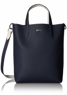 Lacoste Contrast Anna Vertical Shopping Tote Bag