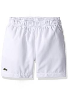 Lacoste Big Boys Boy's Sport Taffeta Tennis Short