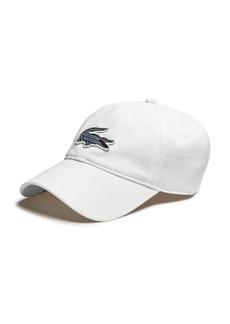 Lacoste Big Croc Tattersall Cap