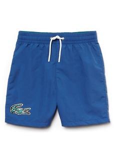 Lacoste Classic Solid Swim Trunks (Big Boys)