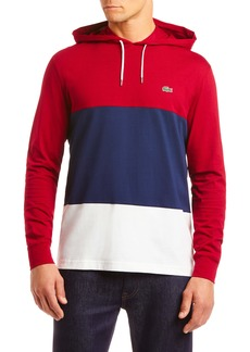 Lacoste Colorblock Pullover Hoodie