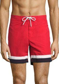 Lacoste Colorblock Swim Shorts