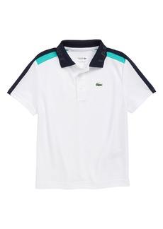 Lacoste Colorblock Tennis Polo (Little Boys)