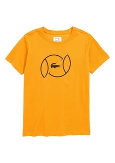 Lacoste Croc Logo T-Shirt (Little Boys)