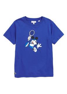 Lacoste Disney Print Graphic T-Shirt (Big Boys)