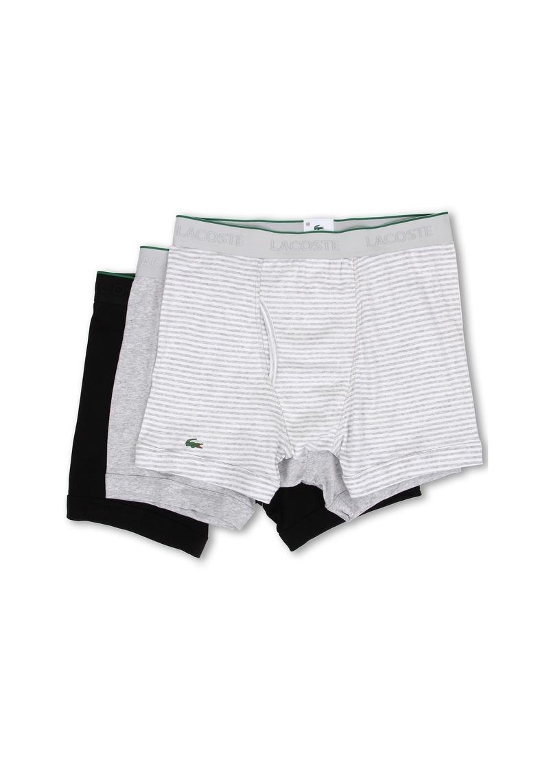 Lacoste Essentials 3-Pack Boxer Brief