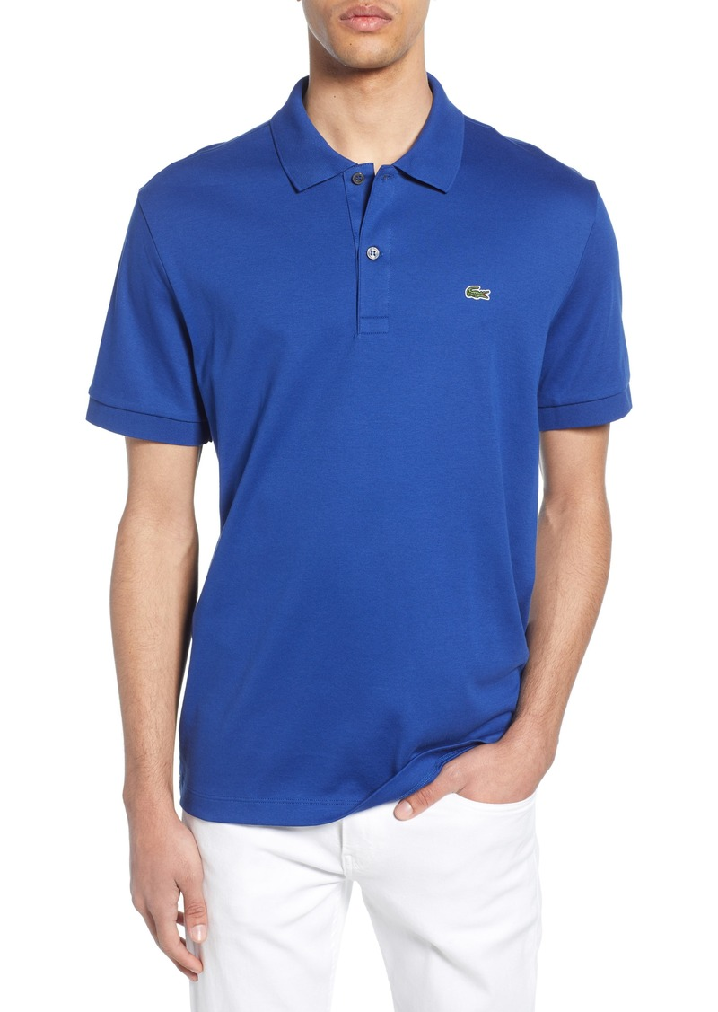 15240e24 Lacoste Lacoste Jersey Interlock Regular Fit Polo | Casual Shirts
