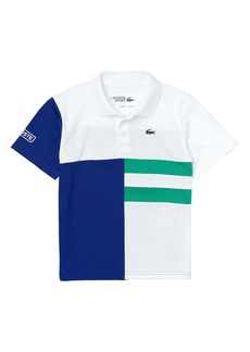 Lacoste Kids' Colorblock Sport Polo (Toddler & Little Boy)