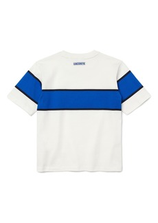 Lacoste Kids' Colorblock T-Shirt (Toddler & Little Boy)