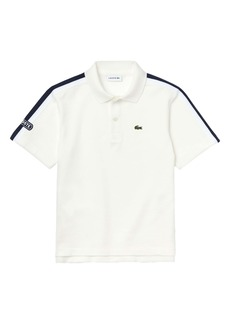 Lacoste Kids' Piping Logo Polo (Toddler & Little Boy)