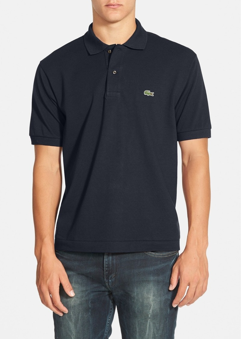 2f3e02f69 Lacoste Lacoste L1212 Regular Fit Piqué Polo