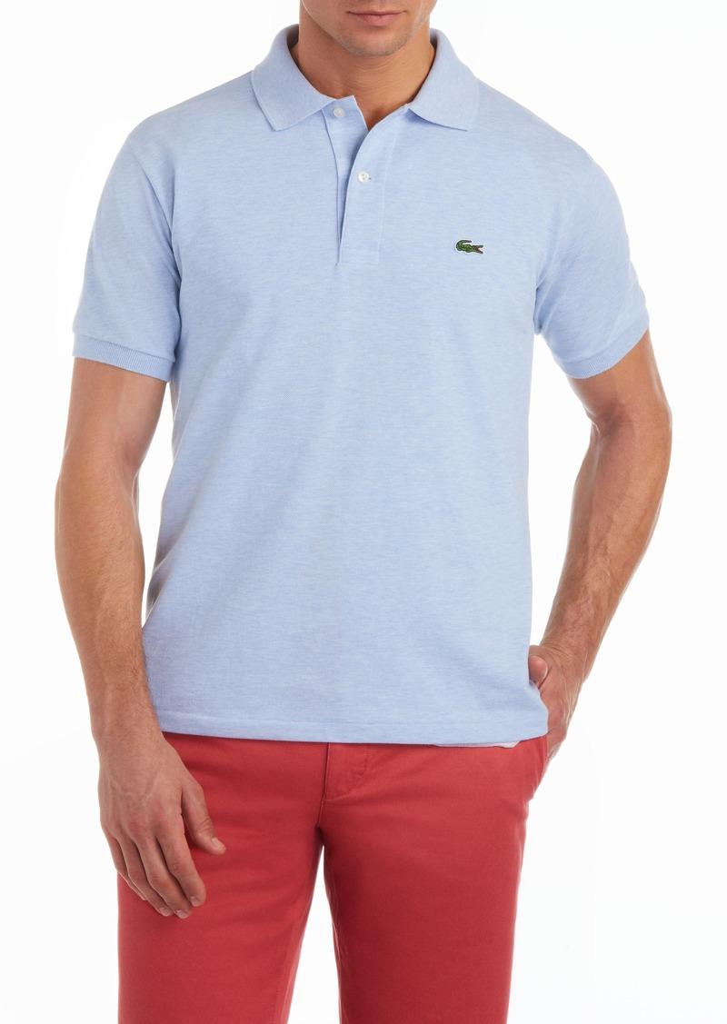 en soldes 013d6 938e7 Lacoste L1212 Classic Pique Polo Shirt | Azərbaycan Dillər ...