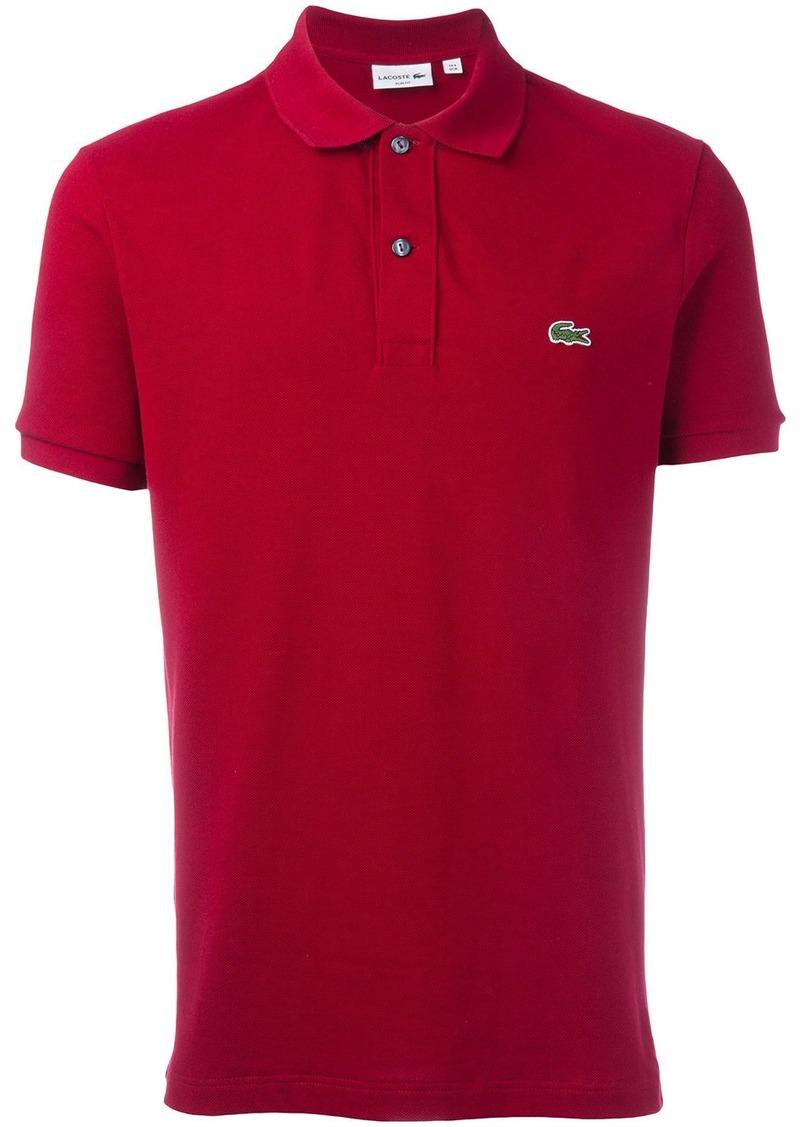 Lacoste Logo Patch Polo Shirt Casual Shirts