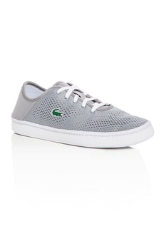 Lacoste L.Ydro Perforated Lace Up Sneakers