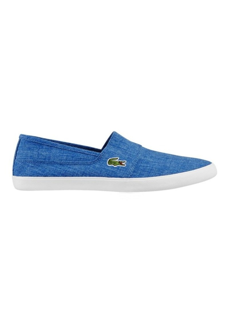 lacoste lacoste marice slip on sneaker shoes shop it to me. Black Bedroom Furniture Sets. Home Design Ideas