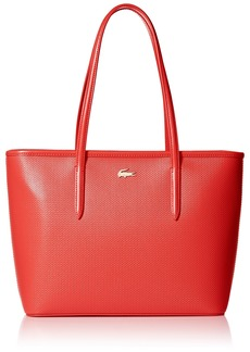 Lacoste Medium Zip Shopping Bag Nf2116ce