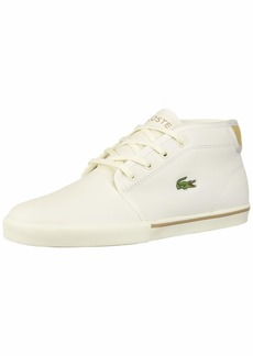 Lacoste Men's Ampthill Sneaker   Medium US