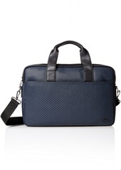 Lacoste Men's Andy Printed Computer Bag