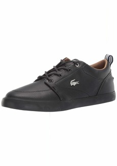Lacoste Men's Bayliss Sneaker Black  Medium US