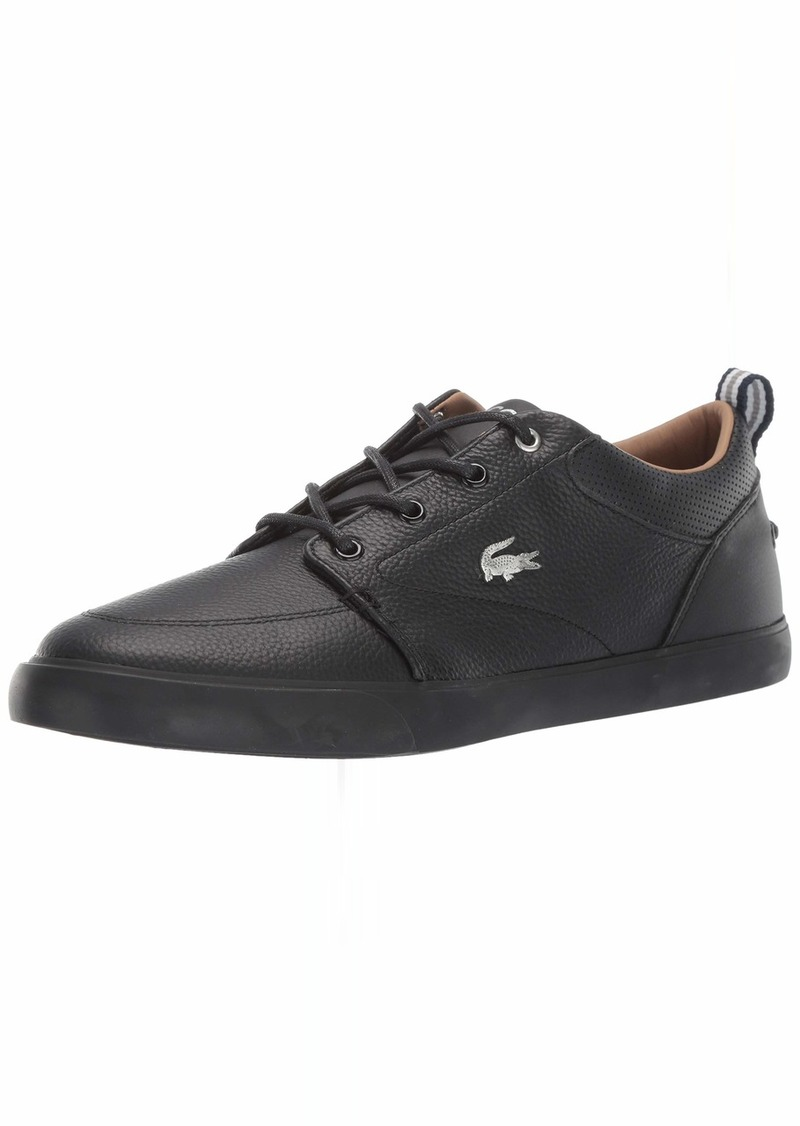 Lacoste Men's Bayliss Sneaker Black  Medium US