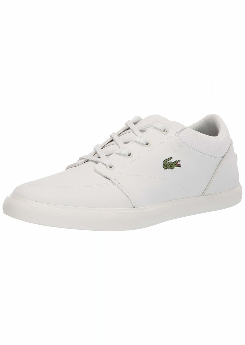 Lacoste Men's Bayliss Sneaker Off White  Medium US