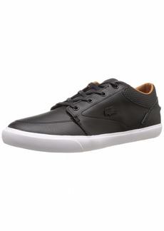 Lacoste Men's Bayliss Vulc PRM Fashion Sneaker Black