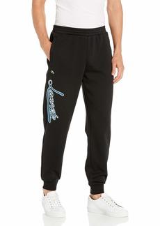 Lacoste Men's Calligraphy Fleece Jogger Sweatpants  XL