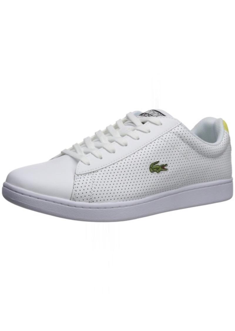 Lacoste Men's Carnaby Evo Sneaker   M US