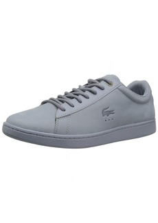 Lacoste Men's Carnaby Evo Sneakers Light Blue nubuck  M US