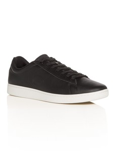 Lacoste Men's Carnaby Leather Lace-Up Sneakers