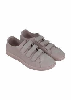 Lacoste Men's Carnaby Strap Sneaker Light Pink  Medium US