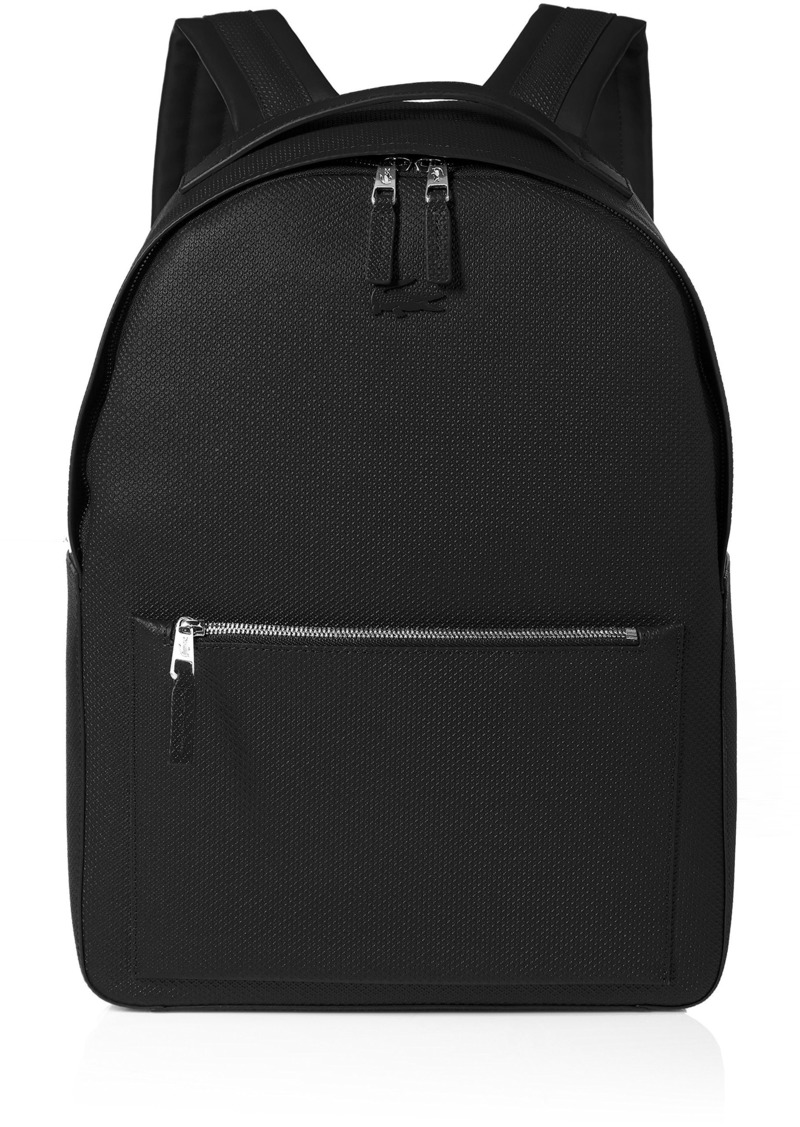 Lacoste Men's Chantaco Backpack black 00