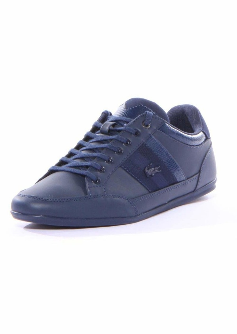 Lacoste Men's Chaymon Sneaker Navy  Medium US