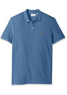 Lacoste Men's Classic Pique Slim Fit Short Sleeve Polo Shirt Neptune Blue Chine XXXXL