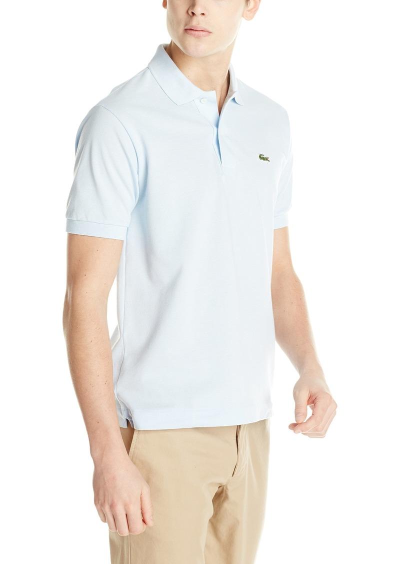Lacoste Men's Short Sleeve L.12.12 Pique Polo Shirt  S