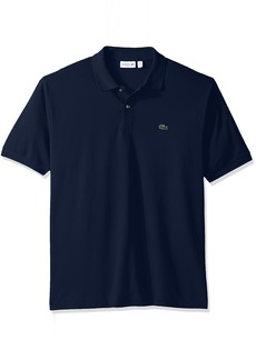 Lacoste Men's Classic Short Sleeve L.12.12 Pique Polo Shirt