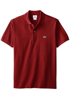 Lacoste Men's Short Sleeve L.12.12 Pique Polo Shirt  4XL
