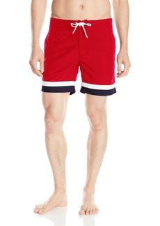 Lacoste Men's Color Block Swim Short MH9801-51  S
