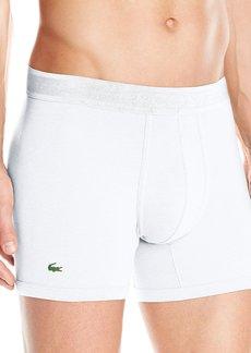 Lacoste Men's Cotton Modal Pique Boxer Brief