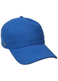 Lacoste Men's Cotton Pique Cap  S
