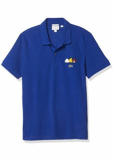 Lacoste Men's CROCOSERIES Friends with You Polo  XXL