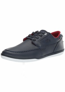 Lacoste Men's Deck-Minimal Sneaker  12.5 Medium US